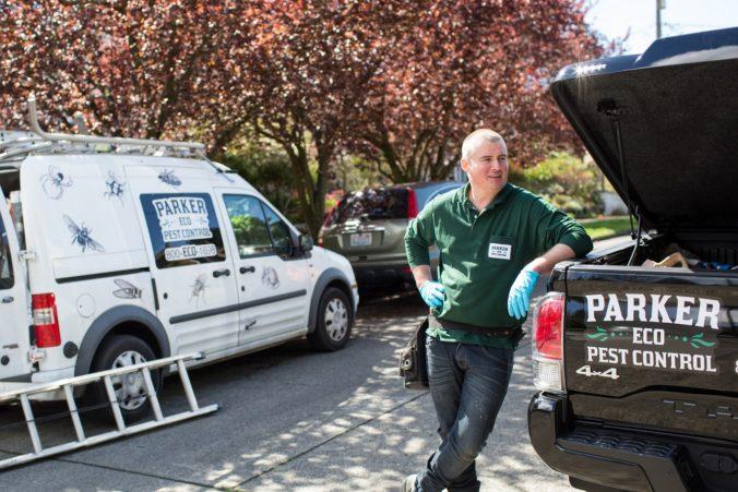 Parker Eco Pest control service in Seattle, washington